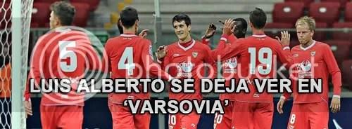2012-04 (17) Legia 0 Sevilla 2, Amistoso en Polonia