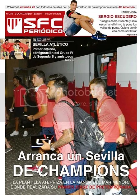 2015-07 (11) SFC Periódico Arranca un Sevilla DE CHAMPIONS