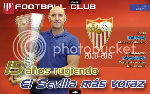 2015-06 (22) Monchi '15 años rugiendo' (Football Club -Junio 2015-)