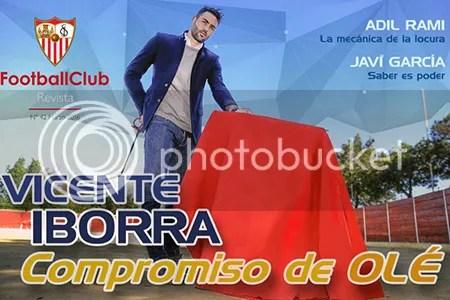 2016-03 (26) FOOTBALL CLUB Vicente Iborra, compromiso de OLÉ