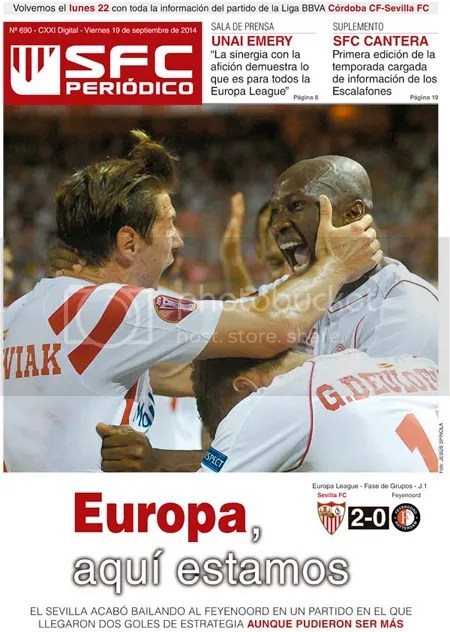 2014-09 (19) SFC Periódico Sevilla 2 Feyenoord 0