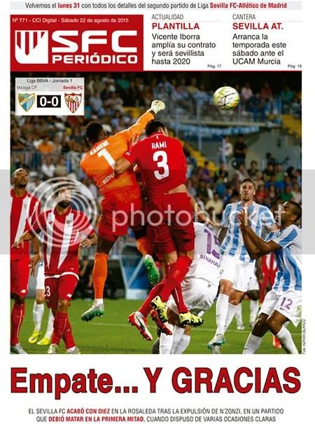 2015-08 (22) SFC Periódico Málaga 0 Sevilla 0