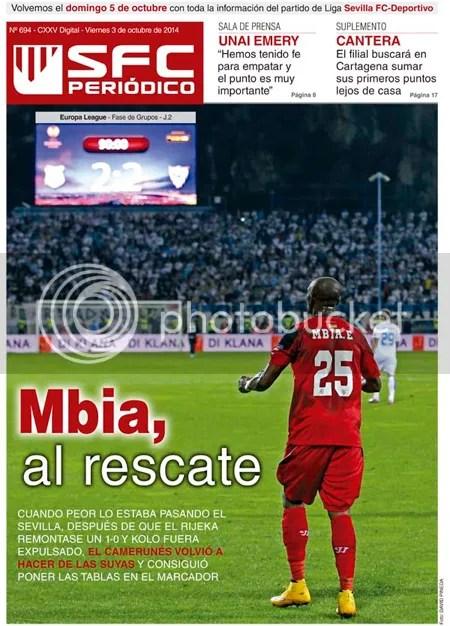 2014-10 (03) SFC Periódico Rijeka 2 Sevilla 2