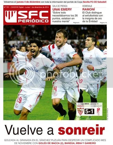 2014-12 (01) SFC Periódico Sevilla 5 Granada 1