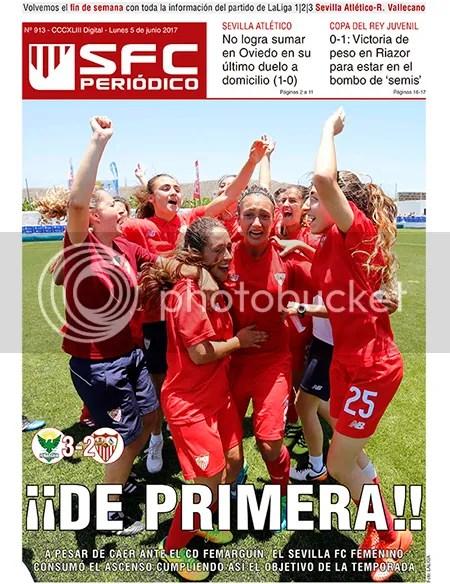 201706 (05) SFC Periódico Femaurguín 3 Sevilla 2