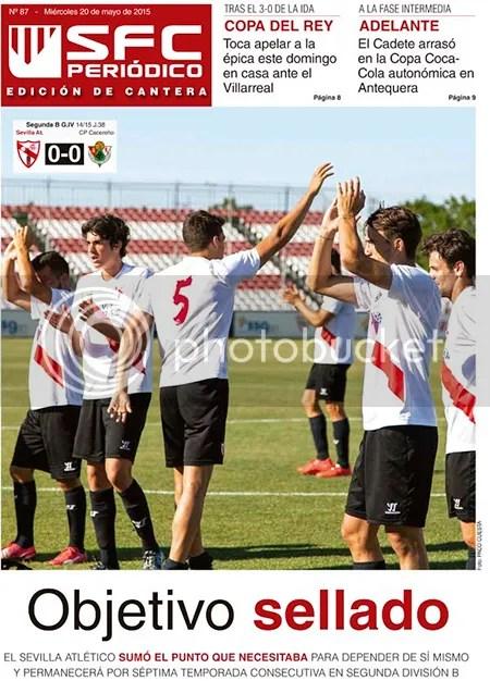 2015-05 (20) Sevilla Atlético 0 Cacereño 0