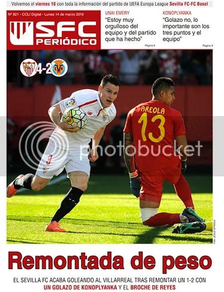 2016-03 (14) SFC Periódico Sevilla 4 Villarreal 2