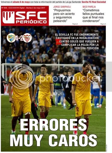 2017-05 (02) SFC Periódico Málaga 4 Sevilla 2