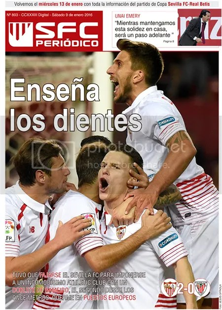 2016-01 (09) SFC Periódico Sevilla 2 Athletic 0