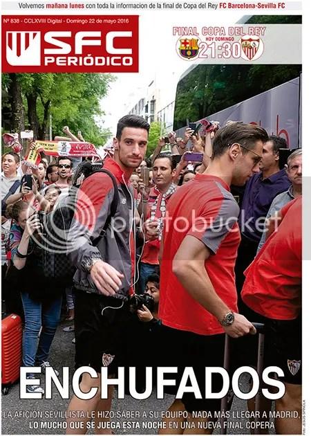 2016-05 (22) SFC Periódico Previa Final Copa del Rey Barcelona Sevilla