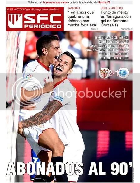 2016-10 (02) SFC Periódico Sevilla 2 Alavés 1