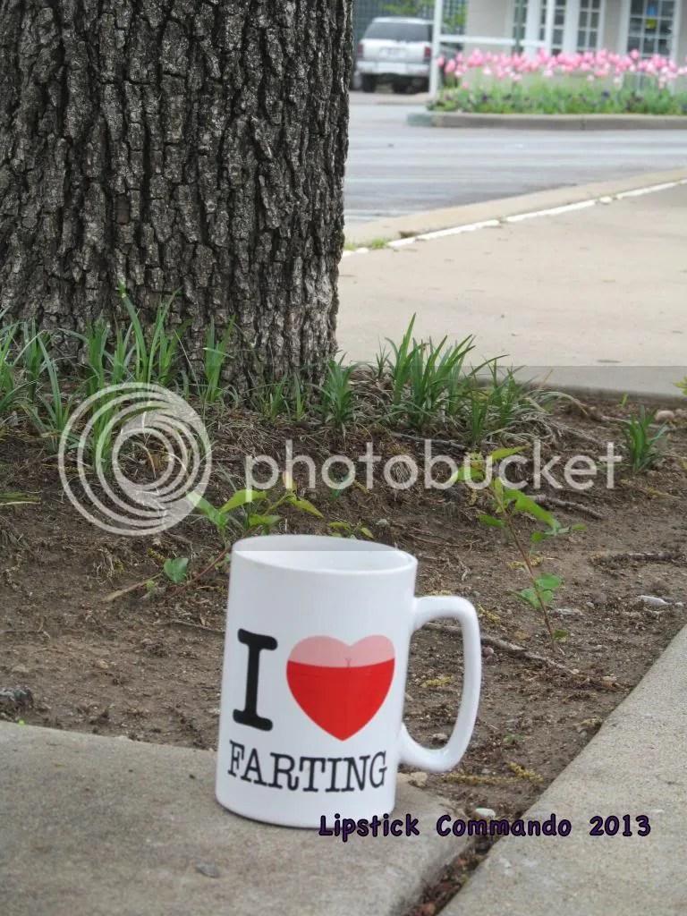 TMI mug