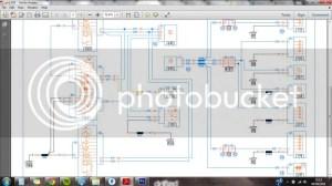 Wiring Diagram for PH! & PH2 Hazard switch | ClioSport