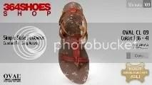 Sandal Wanita OVAL CL 09