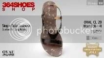 Sandal Wanita OVAL CL 20