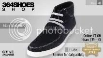 Sepatu Pria ON LINE LT 08