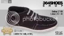 Sepatu Pria ON LINE LT 09