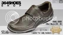 Sepatu Pria OVAL 0001
