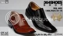 Sepatu Pria OVAL 4400