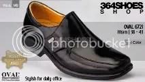 Sepatu Pria OVAL 6721