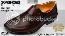 Sepatu Pria OVAL 6722