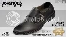 Sepatu Pria OVAL F 04
