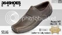 Sepatu Pria PICASSO 1417