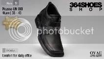 Sepatu Pria PICASSO UN 001