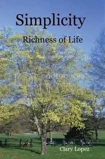 Book- Simplicity, Richness of Life