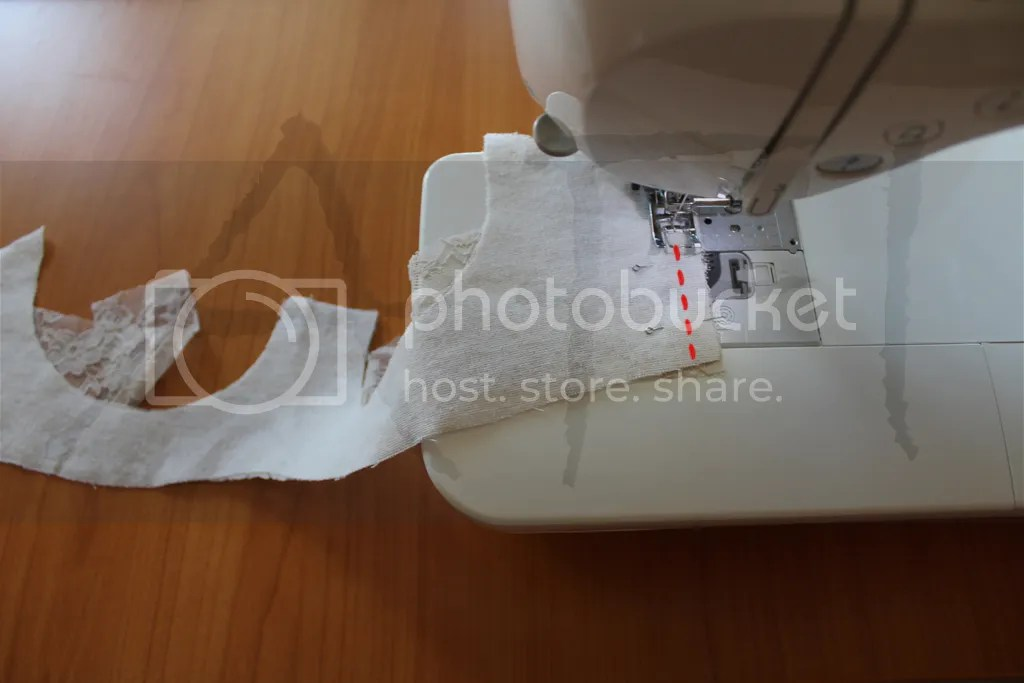 sewing bra band