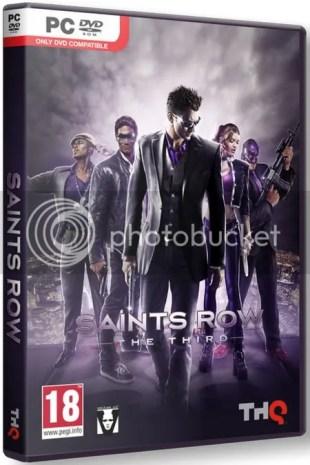 srtt - Saints Row The Third - SKIDROW + CRACKFix (PC/ENG/2011)