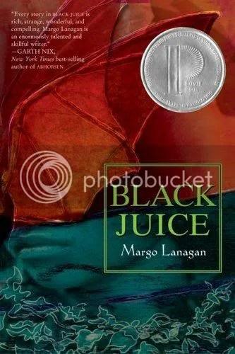 black juice by margo lanagan