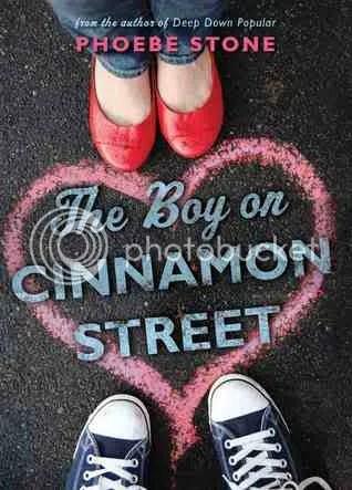 The Boy on Cinnamon Street by Phoebe Stone