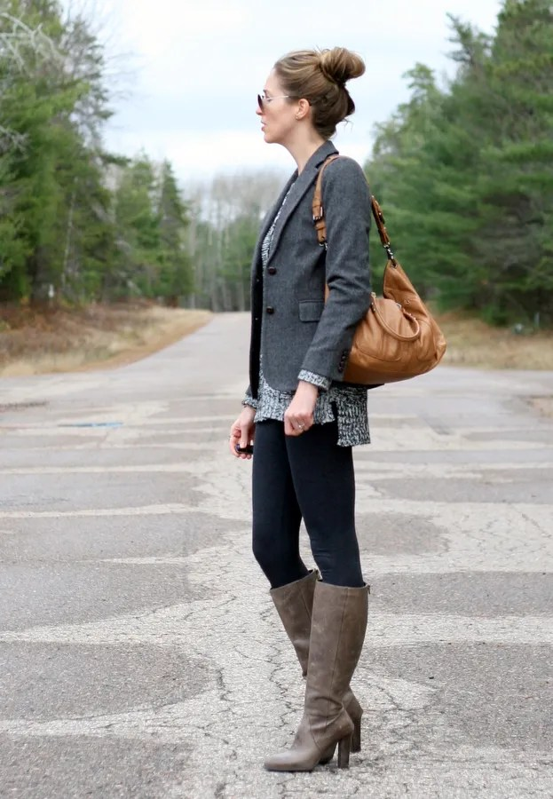 fall autumn layering