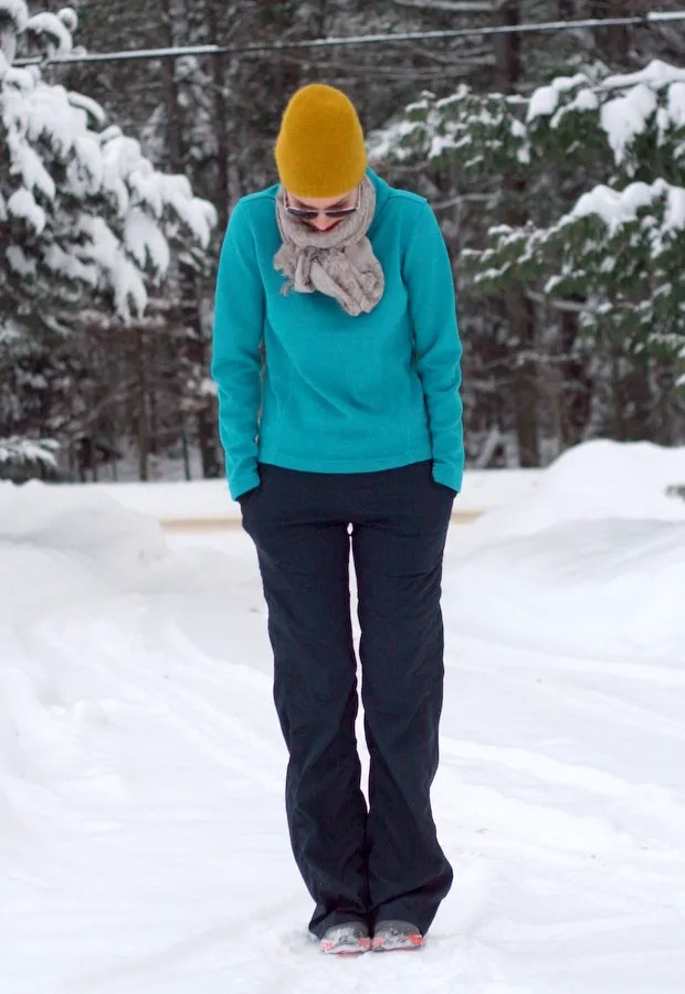canadian winter outfit mckinley lululemon