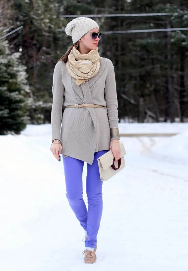 winter outfit canada yoga jeans