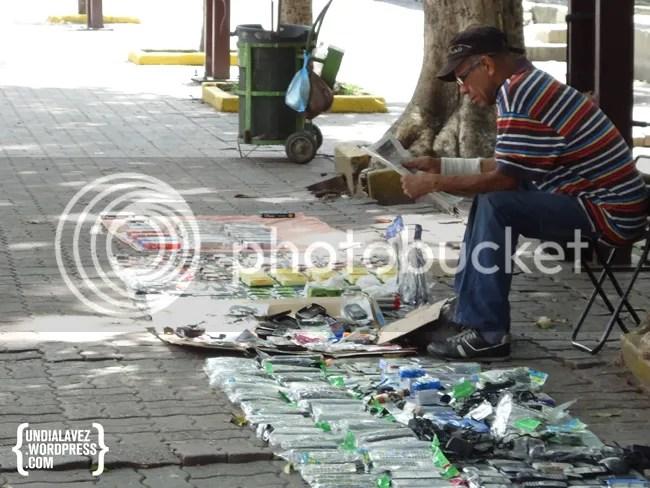 Buhonero Plaza Venezuela