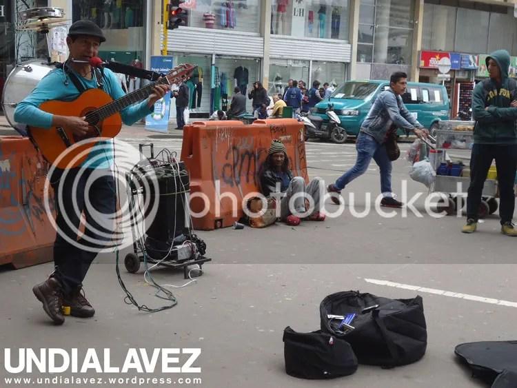 Músico de calle