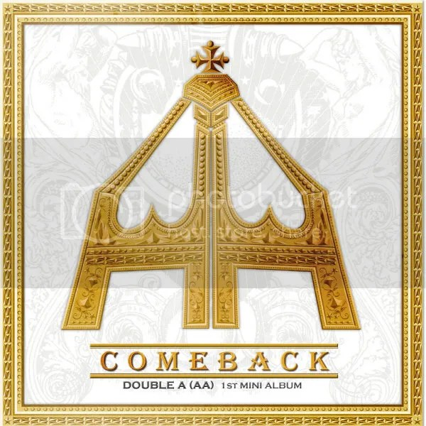 [ALBUM] Double A(AA)   Come Back