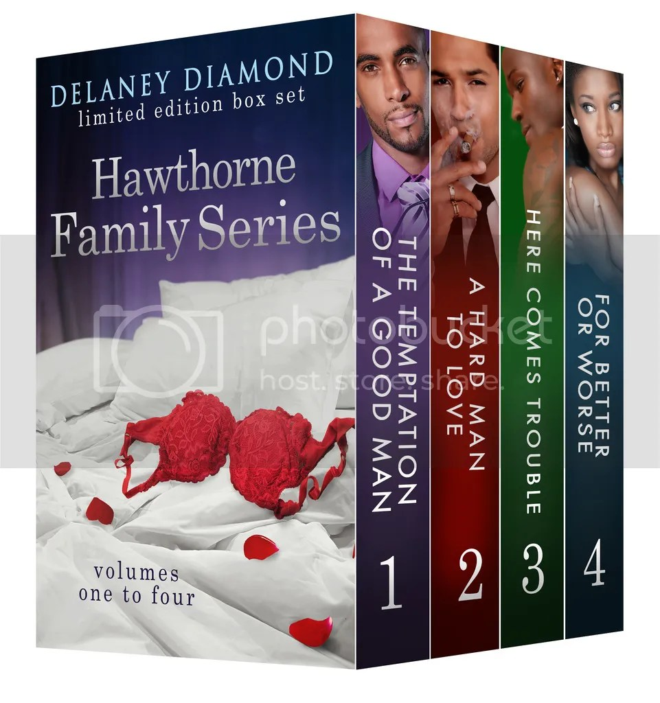 Cover-Hawthorne Family series