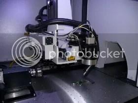 máquina de grabado Grunig Elmiger
