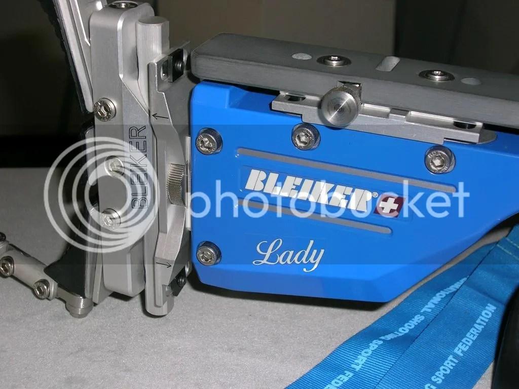 Nueva carabina Bleiker