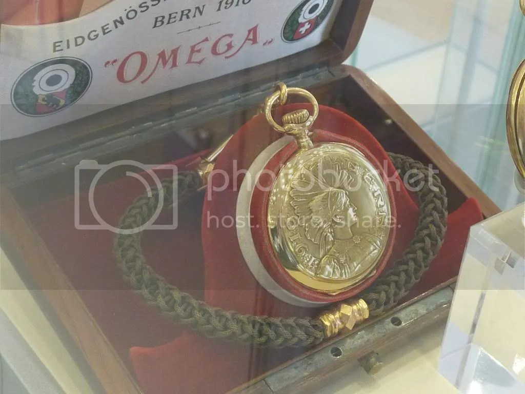 Premio competición: Reloj Omega