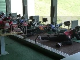 Shooting Masters Fusil 300m