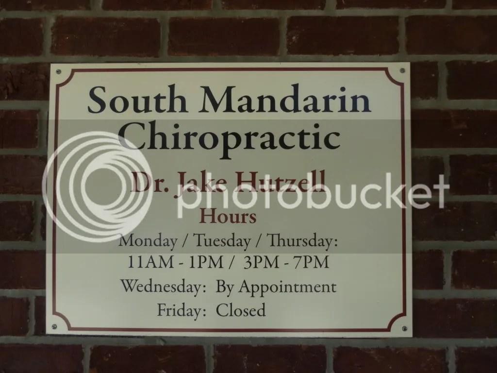jacksonville chiropractor steven rhodes
