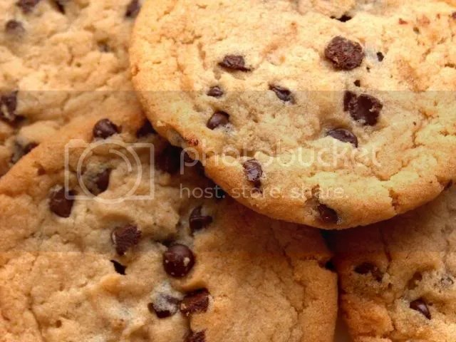 chocolate chip cookies Pictures, Images and Photos