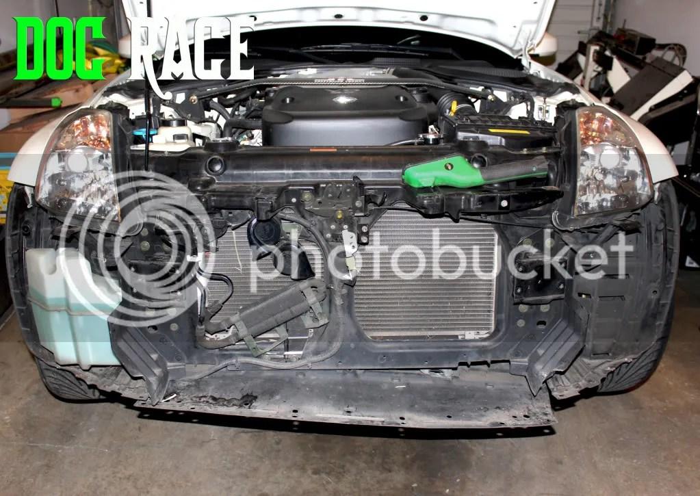 D R  350Z Intercooler Update~ | DOC Race