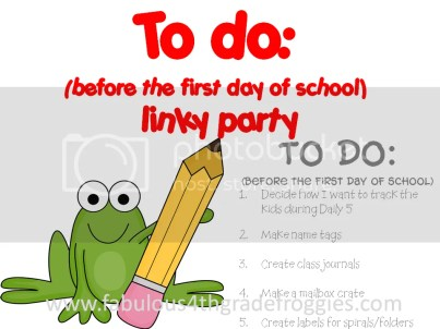 Fabulous 4th Grade Froggies