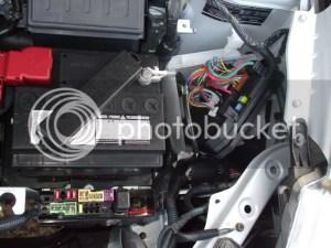 FuseModule Locations (PICS)  Nissan Versa Forums