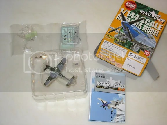 Bandai FW 190D-9 kit